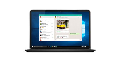 Whatsapp available for PC and MAc setup