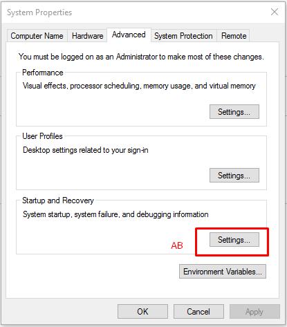 solve automatic restarts