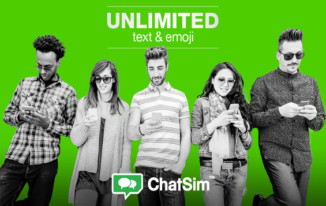 buy chatsim from amazon