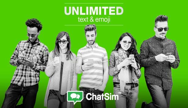 Buy ChatSim WhatsApp, Telegram and other ChatApps