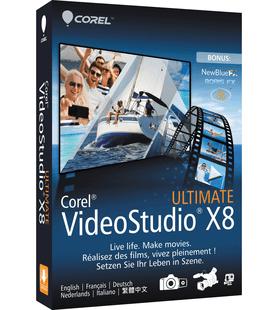 Corel Video Studio X8 imaginetricks.com