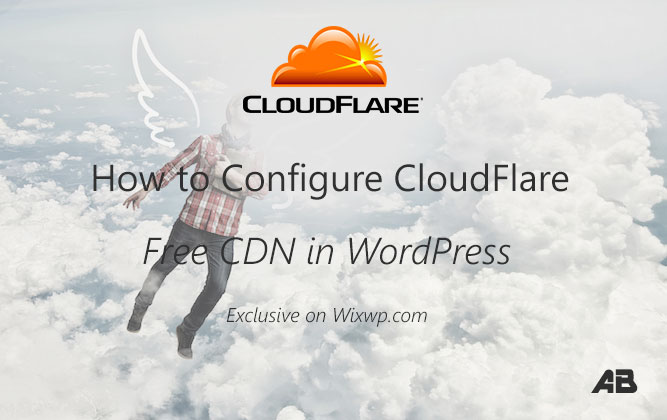How to Configure CloudFlare