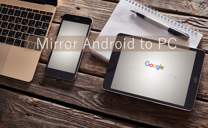 Two best Ways to Mirror Your Android Screen to PC No Root | WiFi | USB
