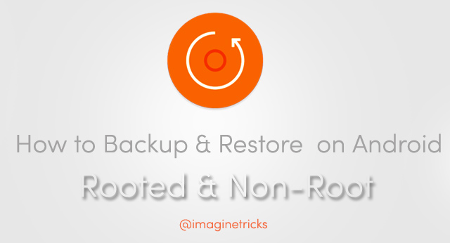 Titanium Backup APK- The Most Powerful Backup Tool on Android
