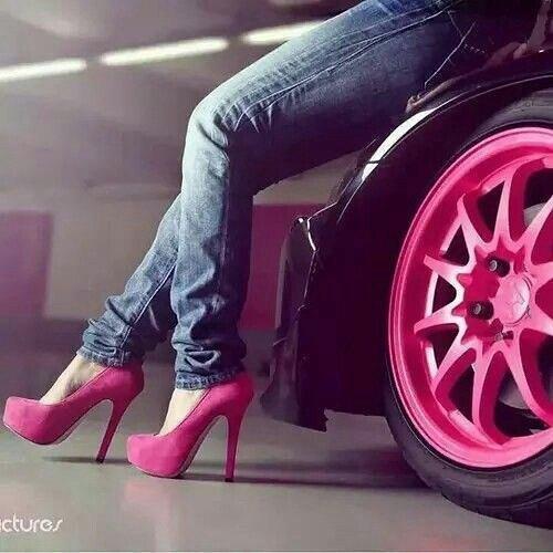 Stylish Girl Pink
