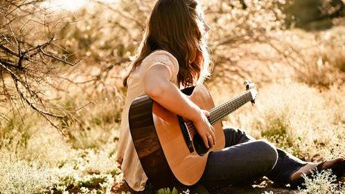 cute-girl-guitar-music-play-singing