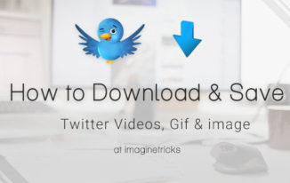 Download & Save Twitter Videos on device