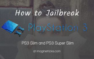 How To Jailbreak PS3 4.81 OFW to CFW with USB