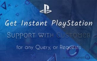 Instant PlayStation Support Live Chat, Helpline & Forum for any Query