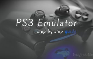 (RPCS3) PS3 Emulator for PC & Android installation guide
